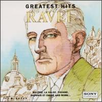 Ravel: Greatest Hits - Branford Marsalis (sax); Camerata Singers (choir, chorus)