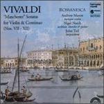 Vivaldi: Manchester Sonatas Nos. VII-XII