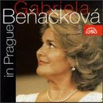 Gabriela Benackov�-C�pov� in Prague