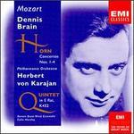 Mozart: Horn Concertos 1-4, Quintet in E Flat, Kv 452