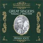 Great Singers, Vol. 2, 1903-1939