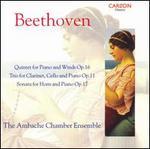 Beethoven: Quintet, Op. 16; Trio, Op. 11; Horn Sonata, Op. 17
