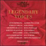 Legendary Voices, Vol. 1