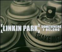 Somewhere I Belong [Import Bonus Tracks] - Linkin Park