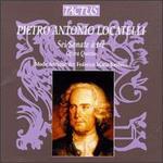Pietro Antonio Locatelli: Sei Sonate � tr�, Opera Quinto