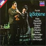 Puccini-La Bohème / Freni, Pavarotti, Harwood, Ghiaurov, Karajan