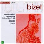 Bizet: Symphony in C; Carmen (Highlights); Arl?sienne Suites Nos. 1 & 2