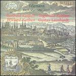 Telemann: Paris Quartets 1-12