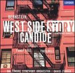 Bernstein: West Side Story; Candide; Fancy Free; Facsimile