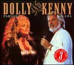 Dolly Parton and Kenny Rogers [Golden Stars]