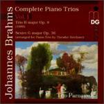 Piano Trio in B