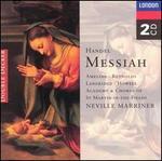 Handel-Messiah / Ameling a. Reynolds Langridge Howell Marriner