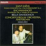 Camille Saint-Sa�ns: Piano Concerto No. 2; Sergei Rachmaninoff: Rhapsody on a Theme of Paganini