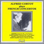 Alfred Cortot Plays French Concertos
