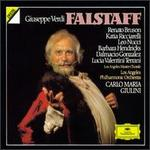 Verdi-Falstaff / Bruson, Ricciarelli, Nucci, Hendricks, Gonzalez, Valentini-Terrani, Giulini