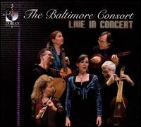 The Baltimore Consort Live in Concert - The Baltimore Consort