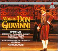 Mozart: Don Giovanni - Anton Scharinger (vocals); Barbara Bonney (vocals); Edita Gruberov� (vocals); Glen Wilson (harpsichord);...
