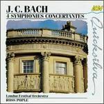 Jc Bach: 4 Symphonies Concertantes