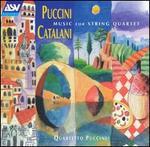 Puccini & Catalani: Music for String Quartet