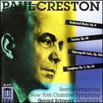 Creston: Toccata / Choreografic Suite / Symphony No. 5
