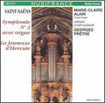 Saint-Sa�ns: Symphonie No. 3 avec orgue; La Jeunesse d'Hercule