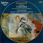 Monteverdi: Second Vespers for the Feast of Santa Barbara