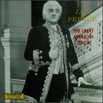 The Great American Tenor / Jan Peerce (Arias and Songs 1935-1950) (Legato Classics)