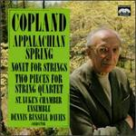 Copland: Appalachian Spring / Nonet for Strings