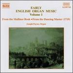 Early English Organ Music, Vol. 1