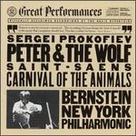 Prokofiev: Peter and the Wolf; Saint-Sadns: The Carnival of the Animals
