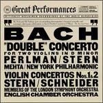 Bach: Double Concerto, BWV 1043; Violin Concertos, BWV 1041 & 1042