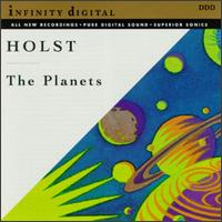 Gustav Holst: The Planets - Georgian Festival Orchestra; Jahni Mardjani (conductor)
