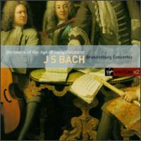 Bach: Brandenburg Concertos Nos. 1-6 - Alison Bury (violin); Catherine Mackintosh (piccolo); Catherine Mackintosh (violin); Elizabeth Wallfisch (violin);...