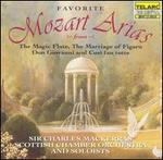 Favorite Mozart Arias