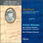 The Romantic Piano Concerto, Vol. 8: Nikolai Medtner
