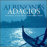 Albinoni's Adagios - I Solisti Veneti; Claudio Scimone (conductor)