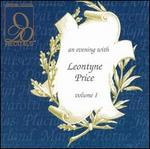 An Evening with Leontyne Price, Vol. 1