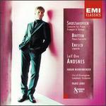 Shostakovich: Concerto for Piano, Trumpet & Strings; Britten: Piano Concerto; Enesco: LTgende