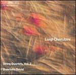 Luigi Cherubini: String Quartets, Vol. 2