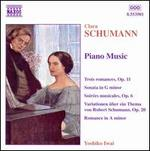Clara Schumann: Piano Music