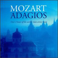 Mozart: Adagios - Academy of Ancient Music; Academy of St. Martin-in-the-Fields; Andr�s Schiff (piano); Antony Pay (clarinet);...