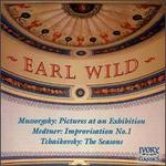 Earl Wild Plays the Russian Romantic Masters