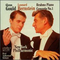 Brahms: Piano Concerto No. 1 - Glenn Gould (piano); James Fasset (voices); New York Philharmonic; Leonard Bernstein (conductor)