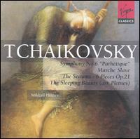 "Tchaikovsky: Symphony No. 6 ""Pathetique""; Marche Slave; The Seasons - 6 Pieces; The Sleeping Beauty - Mikhail Pletnev (piano); Russian National Orchestra; Mikhail Pletnev (conductor)"