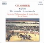 Chabrier: Orchestral Works