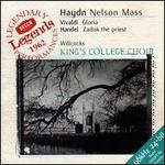 Haydn: Nelson Mass; Vivaldi: Gloria; Handel: Zadok the Priest