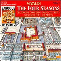Vivaldi: The Four Seasons - Bela Banfalvi (violin); Budapest Strings; Burkhard Glaetzner (oboe); Kurt Sandau (trumpet); Lajos Mayer (mandoline);...
