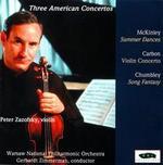 Three American Concertos
