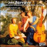 Barriere: Cello Sonatas