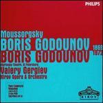 Moussorgsky: Boris Godounov (Two Complete Versions)